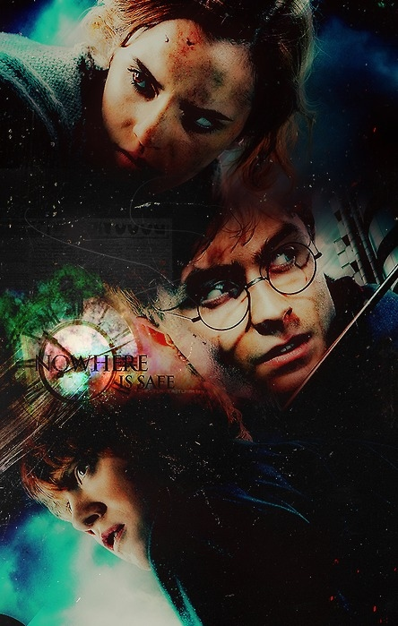 dan, daniel radcliffe, deathly hallows, emma, friendly, friends, friendship, harry, harry potter, hermione, love, ron, rony, rupert, sad, the end, the last part