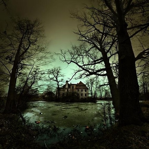 abandoned, architecture, atmospheric, creepy, dark, haunted