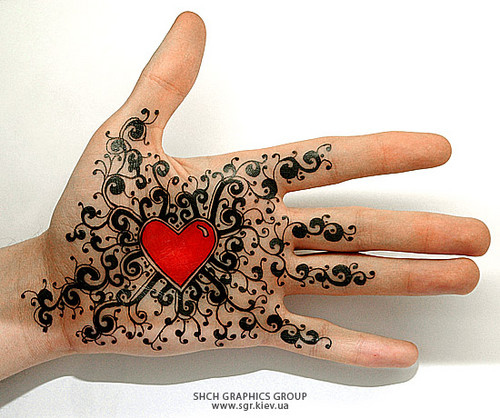 Art artwork body art cool design details image for Cool designs to draw on your hand