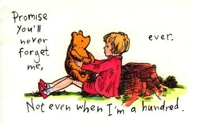 books, christopher robin, cute, forget, friend, hua