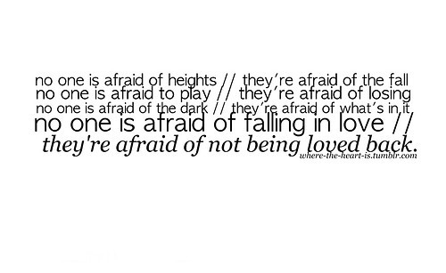afraid, afraid of, beautiful, dark, fear, heights