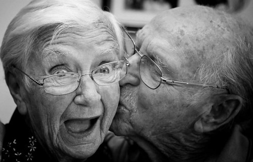age, aww, black and white, cool, couple, couples