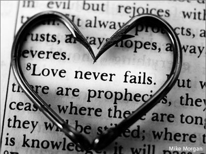 bible, bible verse, christ, eternity, faith, forever, heart, hearts, hook, jesus, lmao, love, love ?, love never fails, truth, wisdom, words, wordy