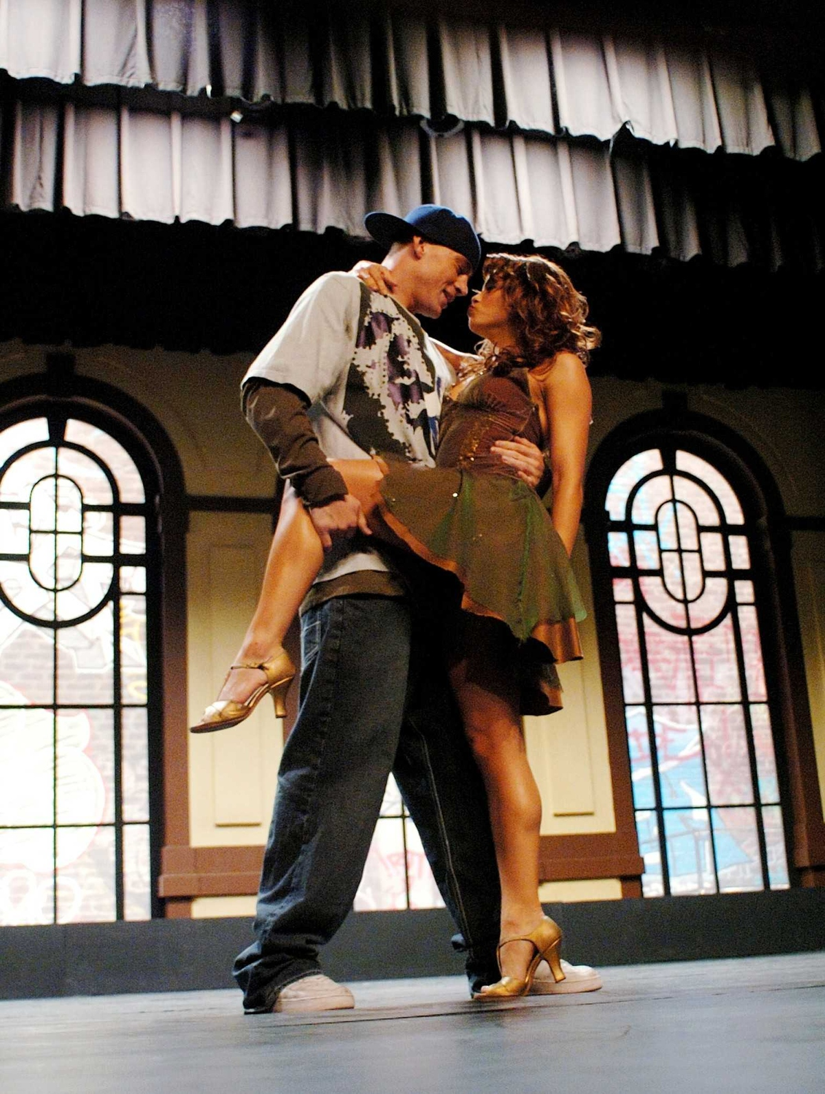 channing tatum, dance, jenna dewan, love, showcase, step up
