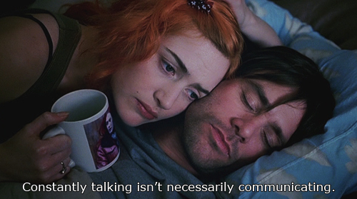 eternal sunshine of the spotless mind, jim carrey, kate winslet, movie, movies, quote, quotes, text