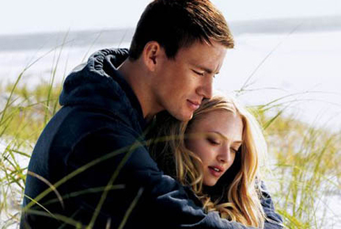 amanda seyfried. couple, channing tatum, dear john, famous, in love, john