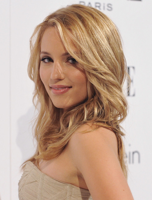 beautiful, blonde, celebrity, dianna agron, girl, glee
