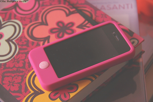 cell, cellphone, cute, flowers, gadget, inspiration