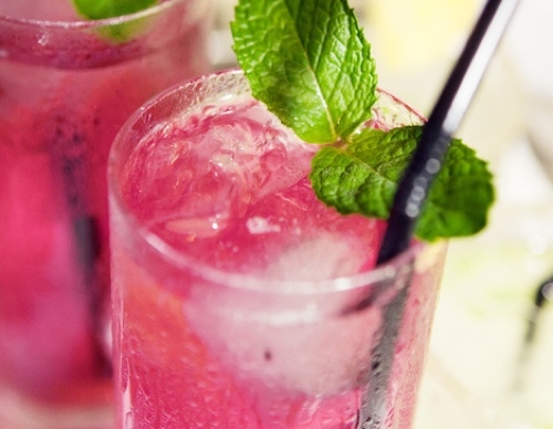 drinks, love, pink, summer, yummy