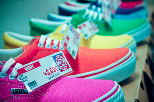 blue, green, photography, pink, red, shoes