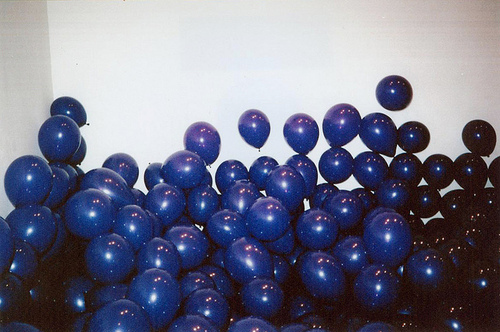 99 blue ballons, awesome, azul, balloons, balls, blue
