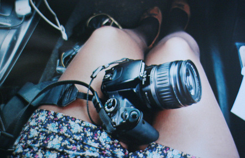 camera, cute, fashion, fashion photography, girl, photography, pretty, vintage