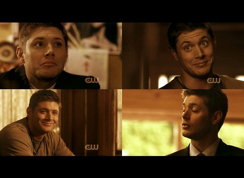 Winchester Emotions Funny Face Isabella Boorges Jensen Ackles Lol