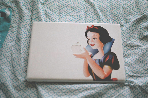 apple, fairytale, i want it, laptop, mac, runawaylove.blogg.no