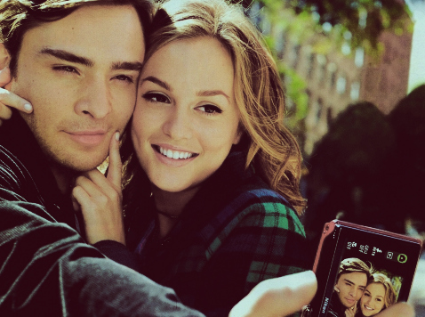 amazing blair chuck chuck bass couple cute Favimcom 51635 - Ey a�k gir kan�ma..