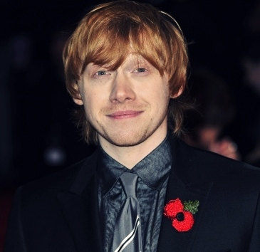 beautiful, harry potter, rony weasley, rupert, rupert grint, so sexy