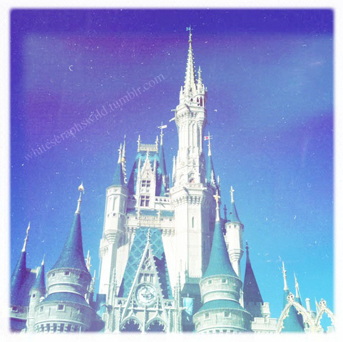 blue, castle, cute, disney, disney land, disney world