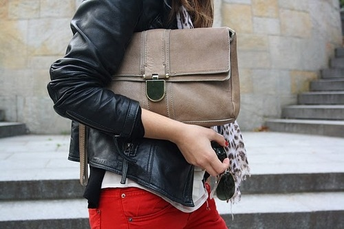 attitude, bag, beautiful, black, chic, clothes