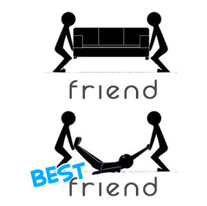 Best Friend Cartoon Funny Haha Lmao