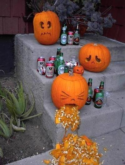 """aretuza"" euri, aretuza, beer, cute, halloween, pumpking"