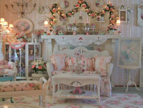 DECOR HOME VICTORIAN HOME DECOR