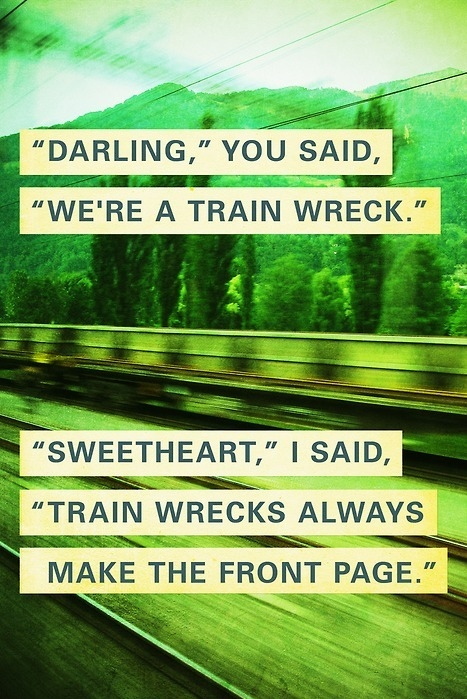darling, love, text, train, typography