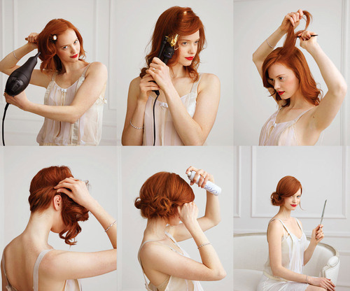 gossip girl, hair, hair pictures, hair tutorial, hair-torial, hairtorial