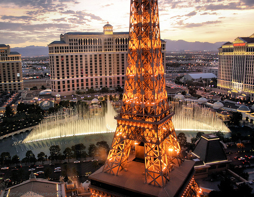 couple, dream, eiffel tower, france, las vegas, nevada, paris, vegas