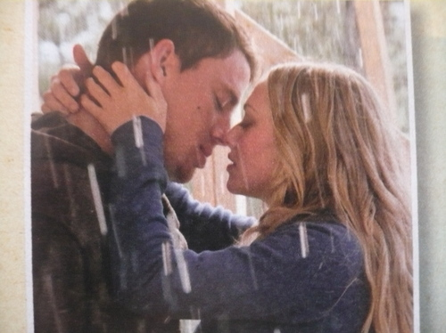 amanda seyfried, blonde, channing tatum, cute, dear john, john