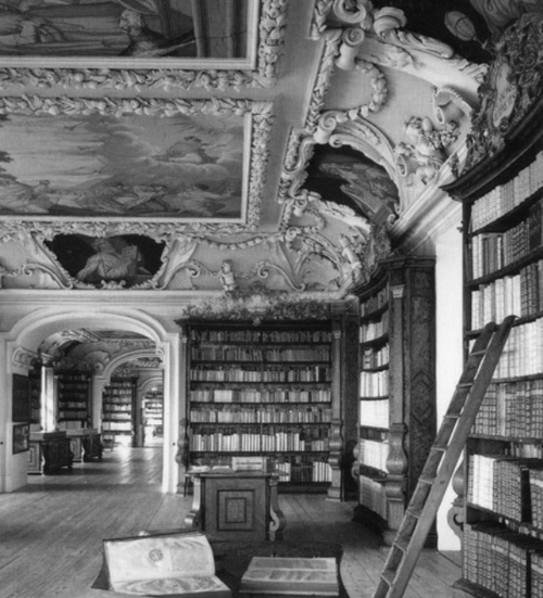 book, bookcase, books, ceiling, elegant, hall