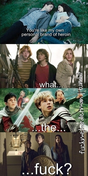 hahaha im lol, harry potter, harry potter > twilight, harry potter is the best, lol, narnia