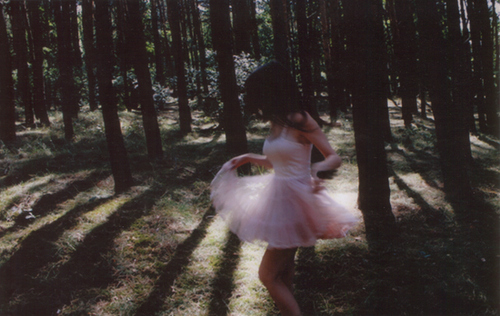 ballet, forest, girlie, marie zucker , nature, photography