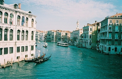 beautiful, boats, city, country, venice, water