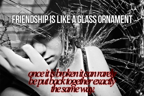 black and white, broken, friend, friendship, glass, inspiration