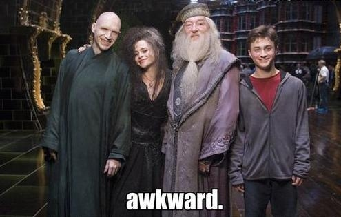 awkward, bellatrix, cast, dumbledoor, film, funny