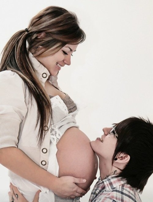 cute, framing hanley, lesbian, love is love, nixon, pregnant