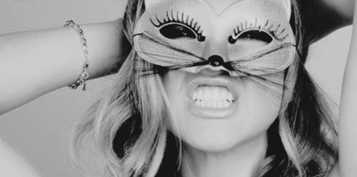 beautiful, cat, girl, kitty, mask, mask girl