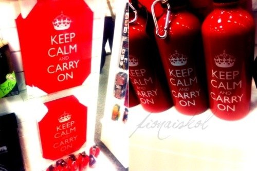 art, cute, fashion, glamour, keep calm, keep calm and carry on