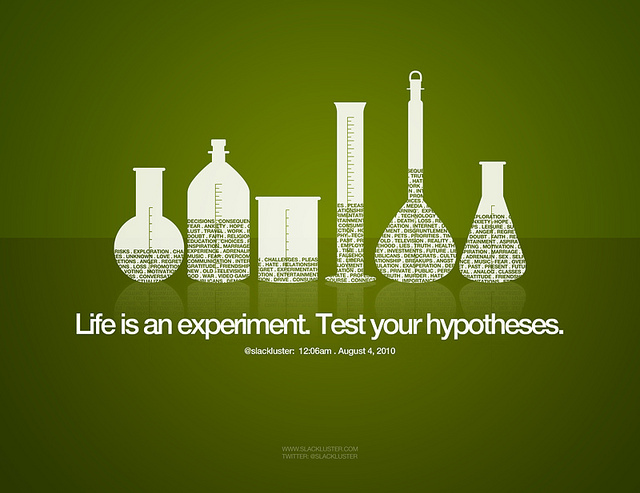 chemistry, experiment, gradient, graphic design, green, helvetica