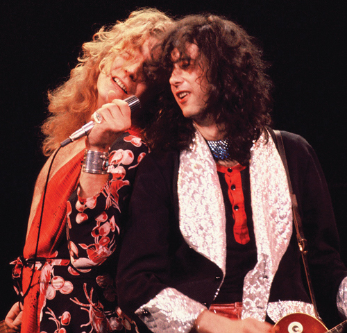 awesome, hot, jimmy page, led zeppelin, robert plant, rock