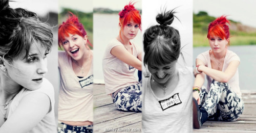 b&w, girl, hair, hayley, hayley williams, hayleyl williams, old hair, paramore, pretty, red hair, red head, redhead, williams