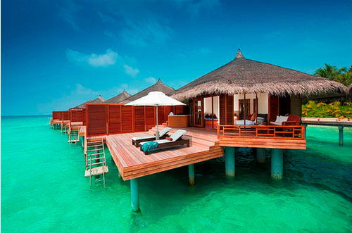 holiday, luxe, luxury, paradise, relaxation, sea