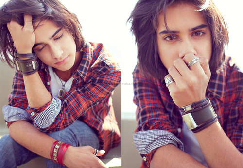 avan jogia, beck, boy, cute, hot, plaid