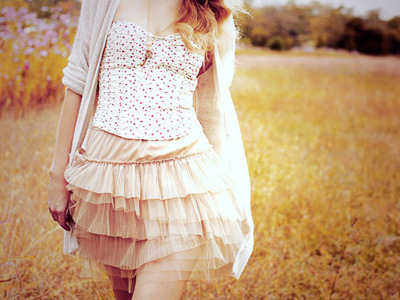 Country cute fashion girl nature photography image 75350 on Country style fashion tumblr