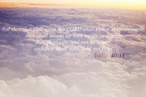 bible, clouds, god, isaiah, quote, sky