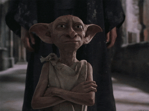 Click for cute dobby funny harry potter favim com 78235