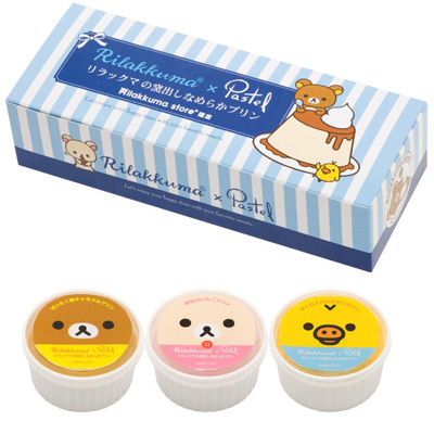 cute, food, kawaii, korilakkuma japan, rilakkuma, sanrio-x, yummy
