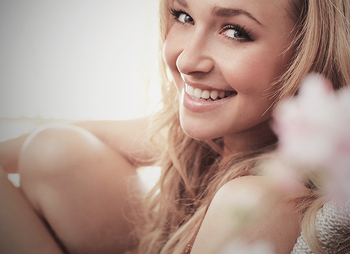 adorable, cute, fashion, girl, hayden, hayden p, hayden panettiere, smile, smiling, sweet