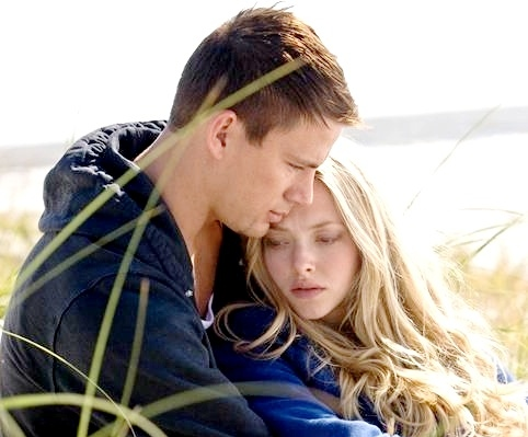 amanda seyfried, channing tatum, couple, dear john, love, tatum channing