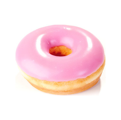 candy, cute, donut, doughnut, food, pink